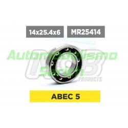 Rodamiento de motor 14x25.4x6 MOB