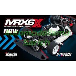 Mugen MRX6X On Road 1/8 NITRO