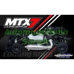 Mugen MTX7 On Road 1/10 NITRO