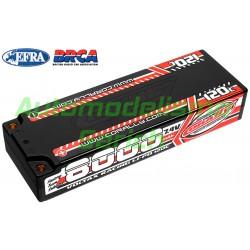 Batería LiPo 8.000mAh 7.4V 120C Team Corally