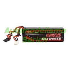 Batería Ultimate LiFe receptor plana 6.6V 2.500mha