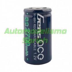 Batería de chispo Ni-Mh 1.2V 2.700mAh