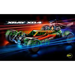 Xray XB4D'21 ECO 1/10TT