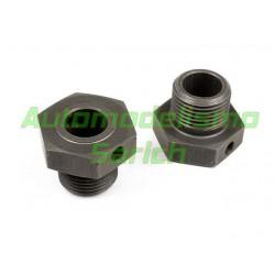 Hexágonos de rueda 0mm GTX8