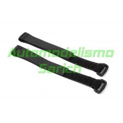 Velcro para baterías Xray GTXE