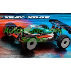 Xray XB8E'21 Buggy 1/8TT