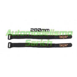 Velcro para baterías 280mm...